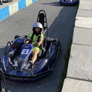 Kart fahren Saalbach