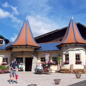 Märchenwald in der Steiermark