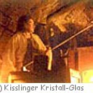 Kisslinger Kristall-Glas in Rattenberg