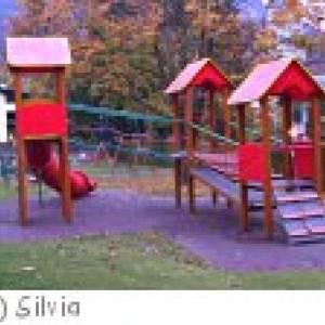Spielplatz Pfarrau in Kitzbühel