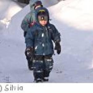 Winterwandern am Muttersberg bei Bludenz