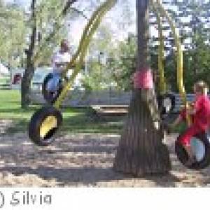 Spielplatz im Seepark Weiden am See