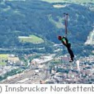 Nordkette Innsbruck: Flying Fox