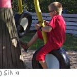 Spielplatz in Sigleß
