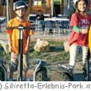 Silvretta Erlebnispark in Galtür