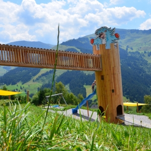 Waldrutschenpark Maria Alm