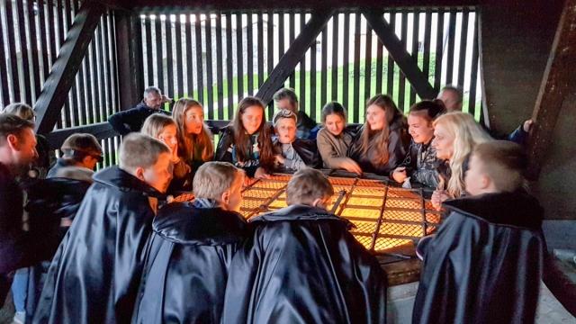 Mami-Check: Draculade auf der Burg Forchtenstein