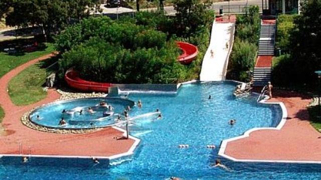 Erlebnisbad Aqua-Splash in Gols