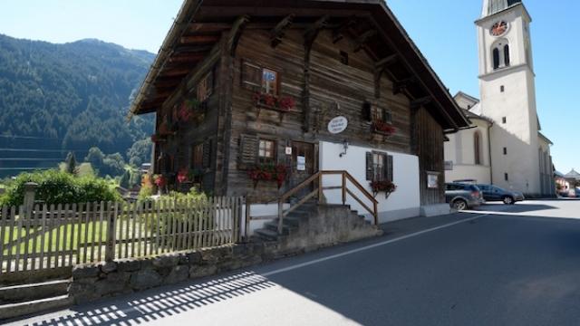 Alpin- und Tourismusmuseum Gaschurn