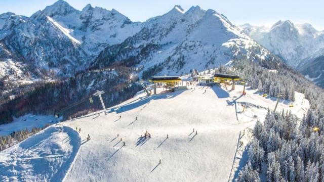 Familien Skitag auf der Planai