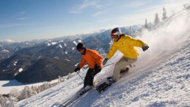 Skigebiet Gemeindealpe bei Mitterbach/Erlaufsee