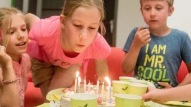 Geburtstag feiern im Escape Room für die Kinder