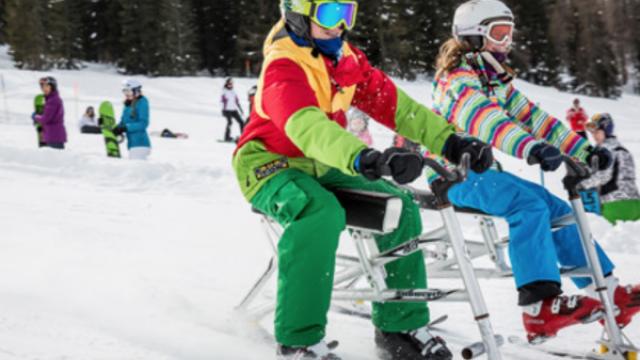 Nassfeld Skigebiet