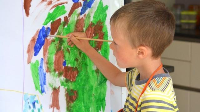 KinderKunst der ARTgenossen in Salzburg
