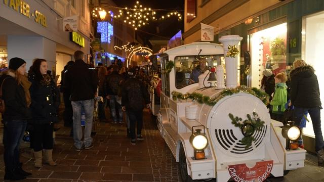Weihnachtszeit in Feldkirchen