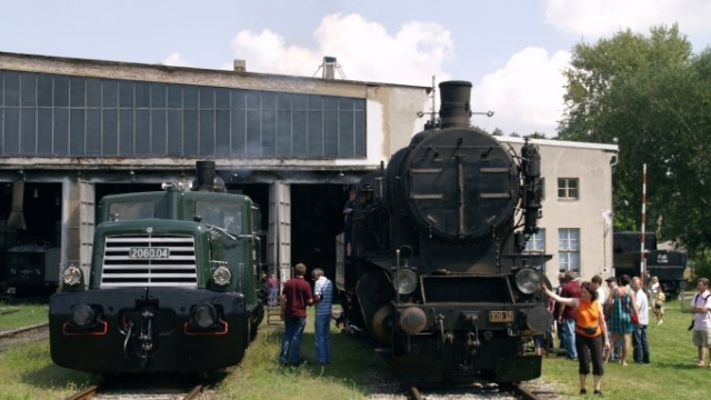 Eisenbahnmuseum Strasshof