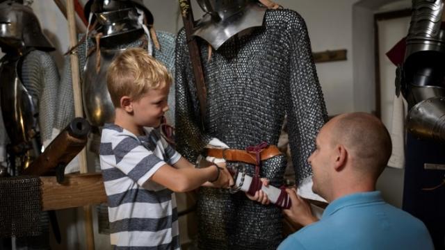 Kindergeburtstag Festung Kufstein