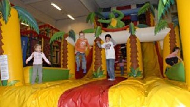 Indoorspielplatz fun4kids