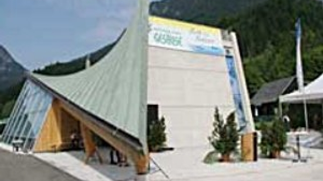 Nationalpark Pavillon Gstatterboden