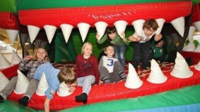 Happyhopp Indoorspielplatz in Vomp