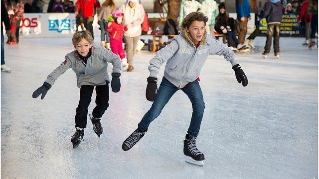 Eislaufen Linz
