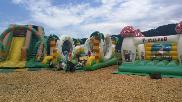 Lucky Spielepark Flachau