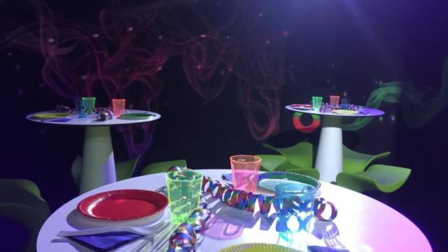 Kindergeburtstag in der Playworld Wien