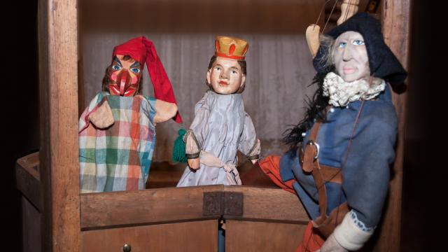 Puppenbühne
