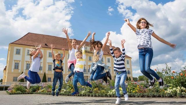 Geburtstag Schloss Hof