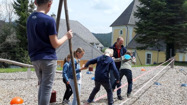 Ausstellungserlebnis Kräftereich in St. Jakob im Walde