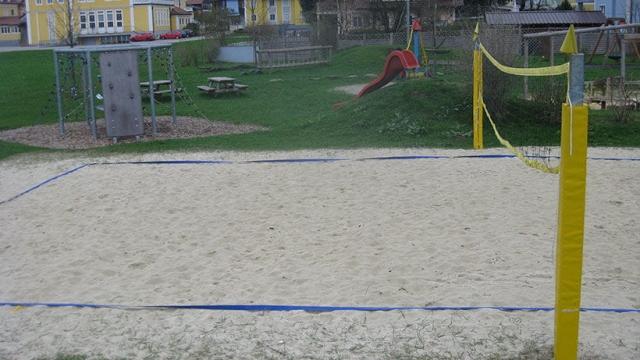 Spielplatz im Lengau