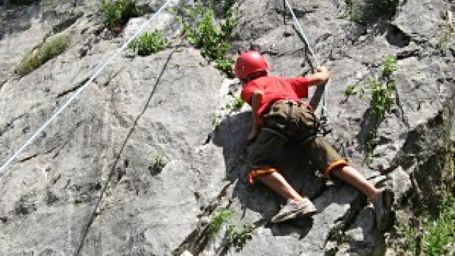 Liebenfels Kletterpark NaturBewegt