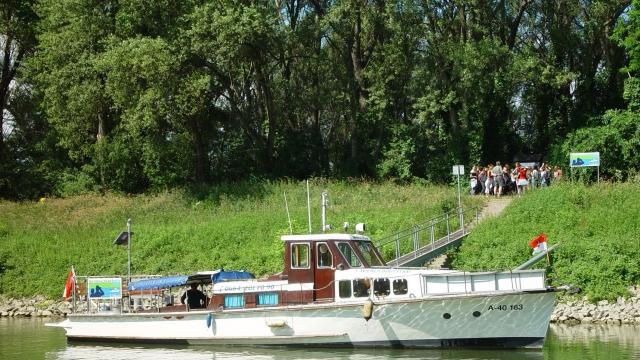 Nationalparkboot
