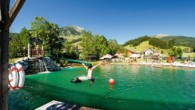 Russbach Naturbad