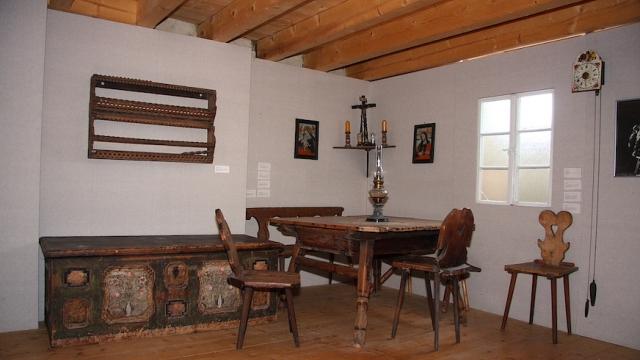 Volkskundliche Sammlung auf Schloss Strassburg