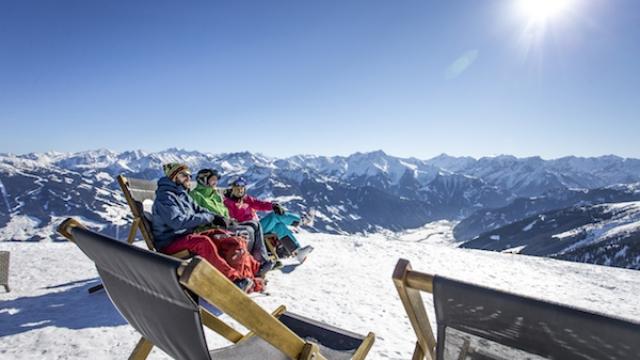 Skifahren Hochfügen Hochzillertal