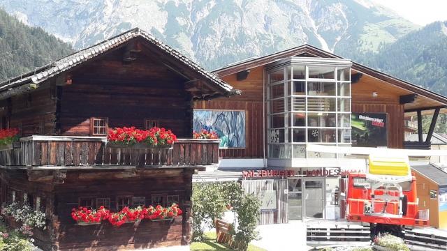 Skimuseum Werfen