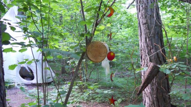Waldtipi-Kindergeburtstag