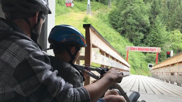 Mountaincart Kitzbüheler Horn
